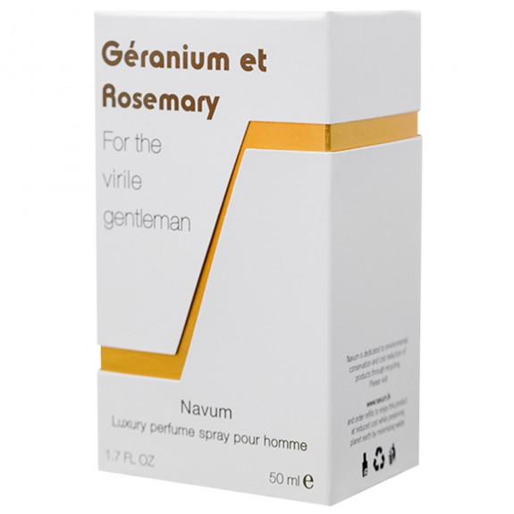 Géranium et Rosemary
